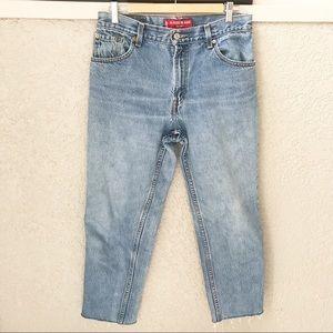 Vintage Levi's High Rise Classic 550 Jeans
